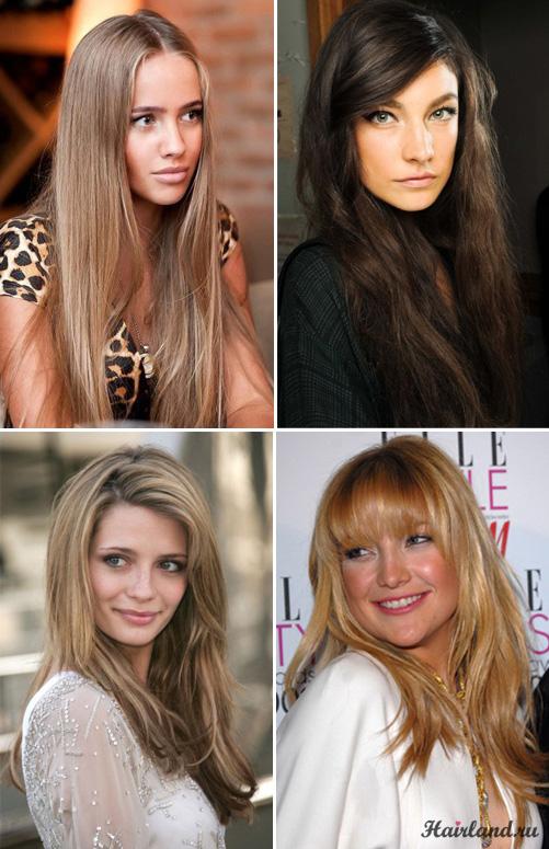 Картинки стрижки на средние волосы 2015 - 2286